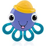 Nuby vibe-eeztm Vibrating Teether – Octopus
