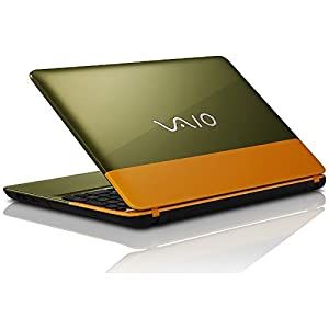 VAIO 15.5型ノートパソコン VAIO C15オレンジ/カーキ(Office Home&Business Premium) VJC15190311D