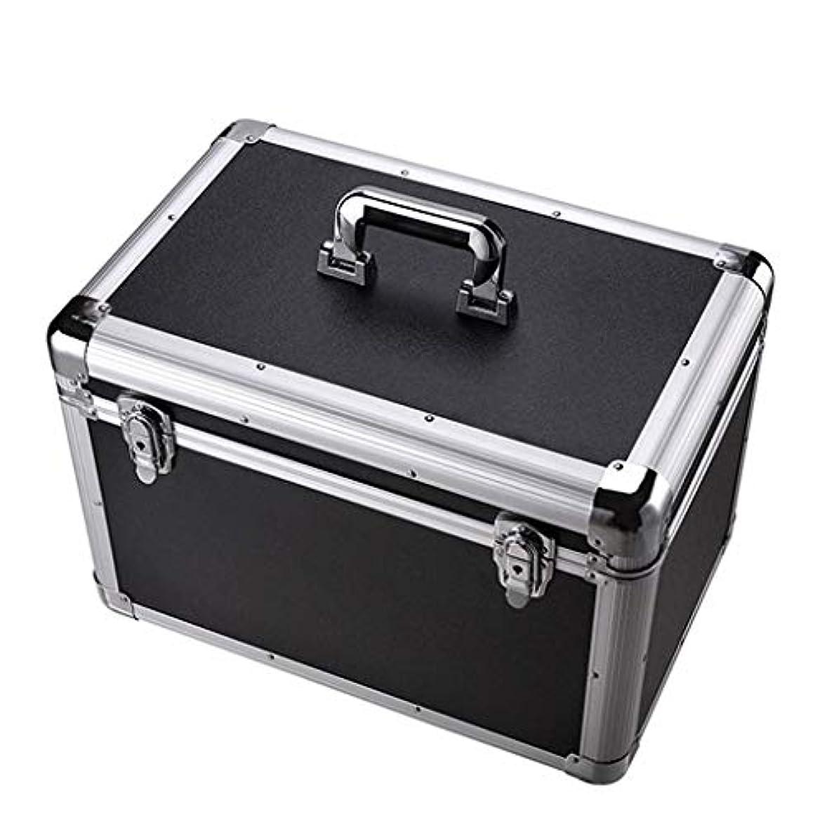 ラジウム刈るHEMFV 応急処置キット薬品ロックボックス処方収納ボックス薬箱のロック救急箱