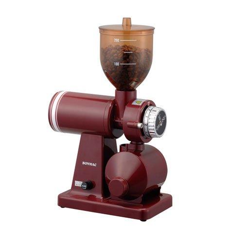 ボンマック コーヒーミル レッド