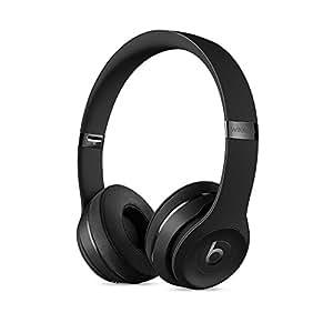 Beats Solo 3 Wireless オンイヤーヘッドフォン ソロ3 ワイヤレス (ブラック)