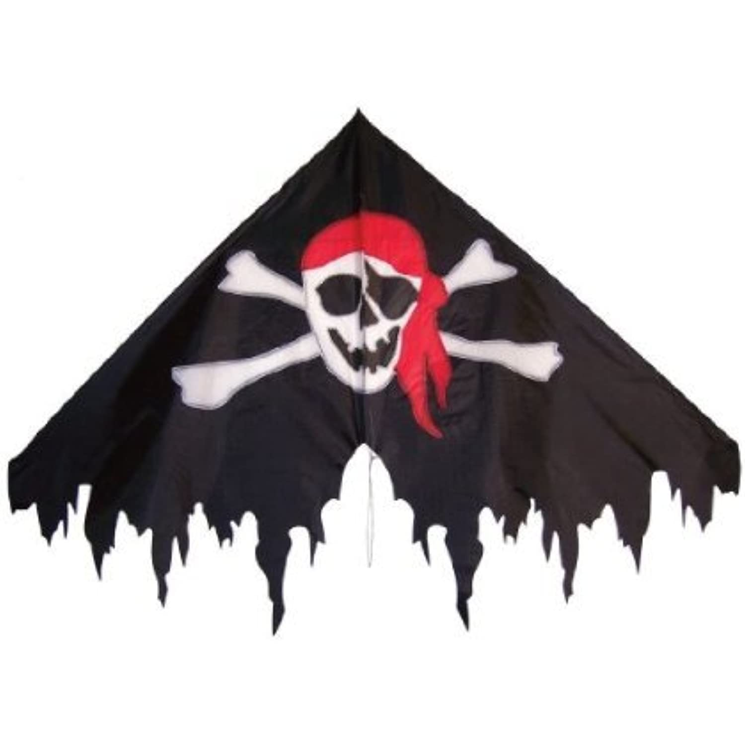 In the Breeze I'm a Jolly Roger Delta Kite, 50-Inch おもちゃ [並行輸入品]