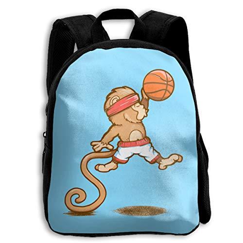 Merlin Quintina モンキー バスケットボール ...
