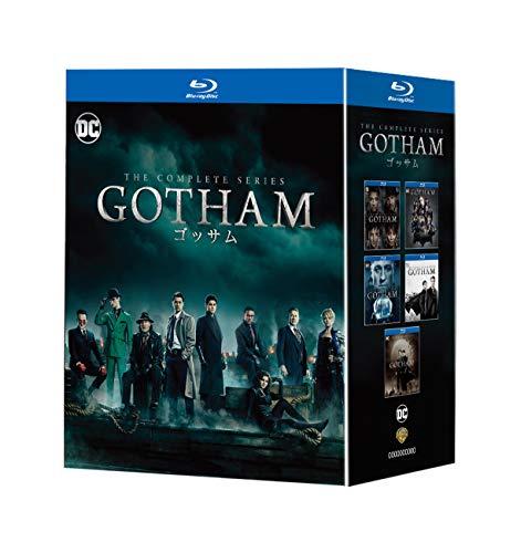 GOTHAM/ゴッサム ブルーレイ コンプリート・シリーズ(18枚組+映像特典DVD DISC付) [Blu-ray]
