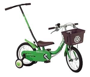 People(ピープル) NEWいきなり自転車 14インチ キウイ YGA245
