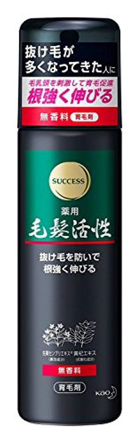 もう一度解明するユーザーサクセス 薬用毛髪活性 無香料 185g ×6個