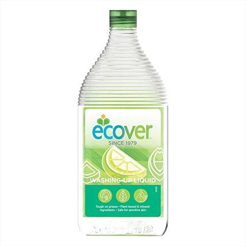 エコベール 食器用洗剤 レモン つめかえ用 950mL
