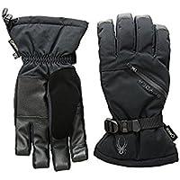 スパイダー Spyder Glove Black/Black Vital Gore-Tex? Conduct Ski Gloves [並行輸入品]
