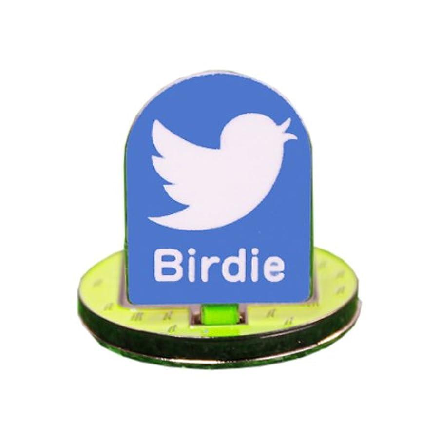 何もない精神分布ホクシン交易 HTC Birdie バーディ 直立マーカー グリーンマーカー ゴルフ W09FUM0207