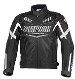 シンプソン(SIMPSON) バイク用ジャケット Nylon Jacket(ナイロンジャケット...