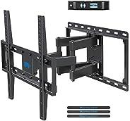Mounting Dream TV Wall Mounts TV Bracket for Most 32-55 Inch Flat Screen TV/Mount Bracket, Full Motion TV Wall