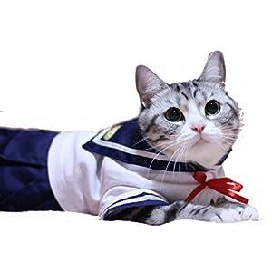 LL.HRD 猫セーラー服 コスプレ かわいい M