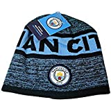Manchester City F.C. Authentic Official Licensed Product Soccer Beanie - 001-3