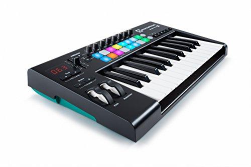 NOVATION ノベーション MIDIキーボード/コントローラー 25鍵 LAUNCHKEY 25 MKII 【国内正規品】