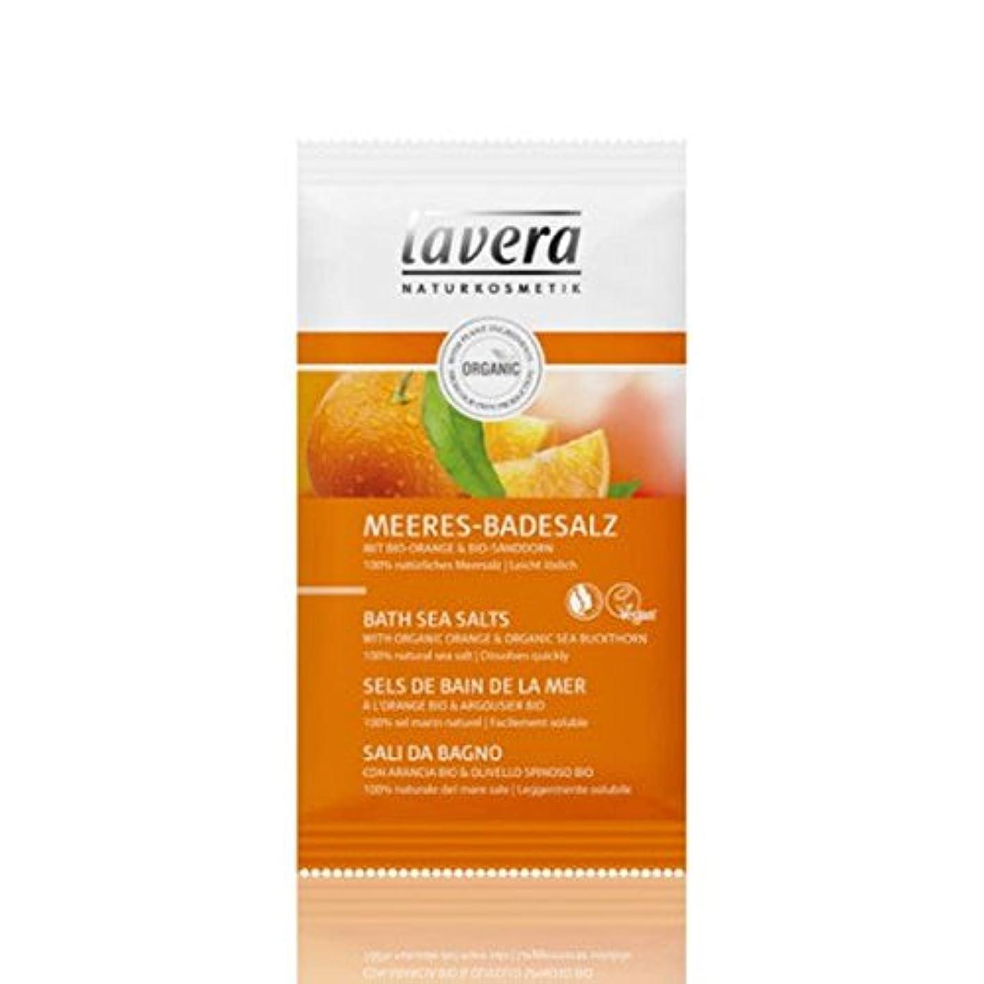 一部エコー生き残りラヴェーラ バスソルト オレンジフィーリング 80g