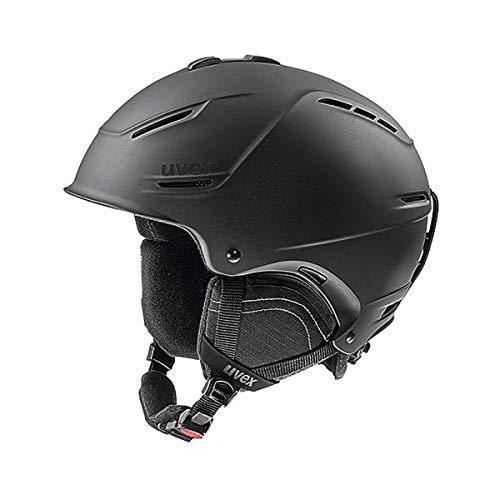 UVEX(ウベックス) スキー ヘルメット 2019 p1us 2.0 ブラックメタリックマット ワンプラス 2.0 UVEX helmet...