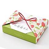 伊藤久右衛門 宇治抹茶 トリュフ チョコレート ストロベリーチョコ お茶苺さん 限定 いちご箱