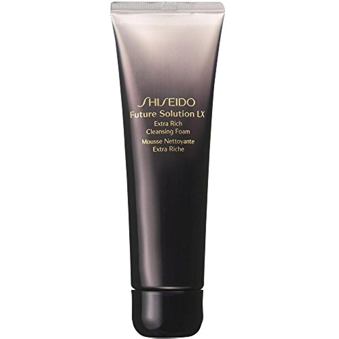 異常な急襲検証[Shiseido] 資生堂フューチャーソリューションLxを余分豊富な洗顔フォーム、125ミリリットル - Shiseido Future Solution Lx Extra Rich Cleansing Foam, 125ml...