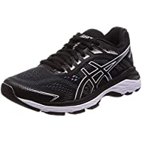 ASICS Australia GT-2000 7 Women's Running Shoe, Black/White