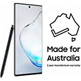 Samsung Galaxy Note10 Smartphone with S Pen, Aura Black