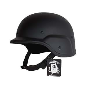 米軍フリッツタイプ ヘルメット フリッツヘルメット M88 ベルトなどの金具類がネジ式ですべて交換可能