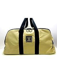 ed38bbdc4fd2 Amazon.co.jp: CHANEL(シャネル) - ボストンバッグ / スーツケース ...