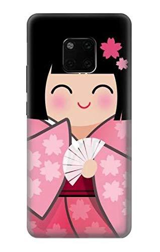 JP3042M2P 雛人形 着物桜 Japan Girl H...