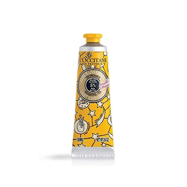 ブレイズダッシュ過激派ロクシタン(L'OCCITANE) ジョイフルスター スノーシア ハンドクリーム(ディライトフルティー) 30ml