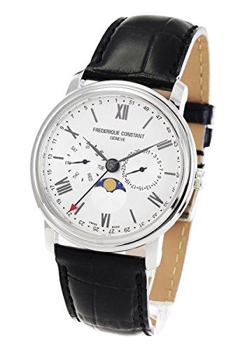 フレデリックコンスタント FREDERIQUE CONSTANT 腕時計 クラシック ビジネスタイマー メンズ 270SW4P6[並行輸入品]