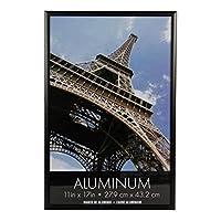 Darice LC1117B Aluminum Frame: Black, 11 x 17 inch [並行輸入品]