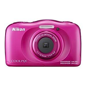 Nikon デジタルカメラ COOLPIX W100 防水 W100PK クールピクス ピンク