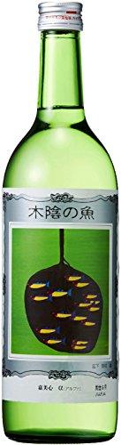 嘉美心酒造 木陰の魚 瓶 720ml