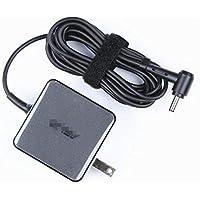 ノートパソコン交換用 19V 1.75A 33W 充電器 適用する ASUS VivoBook X200MA X200CA S200E X201E X202E 電源ACアダプター (4.0mm) (非光沢表面)
