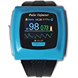 Contec CMS50F Pulse Oximeter Blood Oxygen Satiration Sleep Study Analysis