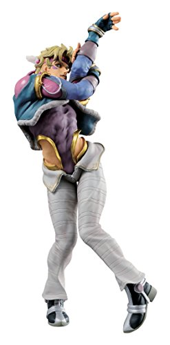 ジョジョの奇妙な冒険 戦闘潮流 JOJO'S FIGURE GALLERY3 シーザー 通常カラーv...