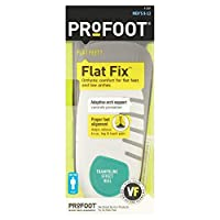 Profoot ProFootフラット修正装具、メンズ8-13、1ペア(2パック)