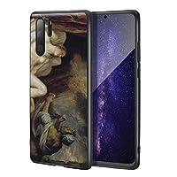 Tiziano Vecellio Huawei P30 Pro用ケース/ファインアート携帯電話ケース/高解像度ジクレーレベルUV複製プリント、携帯電話カバー(わからない 31)