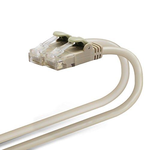 エレコム CAT6準拠 GigabitやわらかLANケーブル 2m(ライトグレー) LD-GPY/LG2