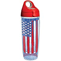 Tervis 1285932 Tumbler with Wrap、水ボトル、クリア