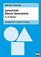 Lernzirkel Ebene Geometrie - Kopiervorlagen: 5. - 8. Klasse