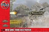 エアフィックス 1/35 アメリカ軍 M10 GMC 対戦車自走砲 プラモデル X1360