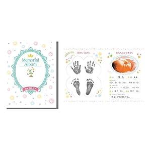 トミー メモリアルアルバム for Baby ホワイト TBM-103