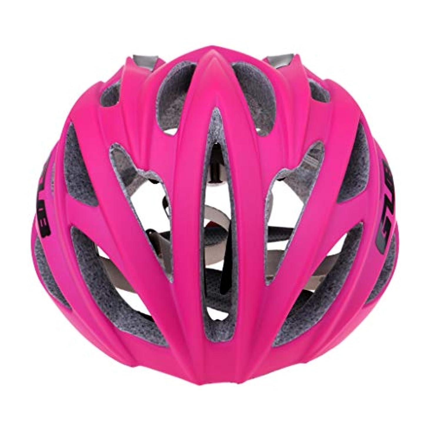彼はウイルストランクライブラリP Prettyia アクセサリー 部品 自転車ヘルメット 山/ロードバイク ヘルメット サイクリング 安全ヘルメット ユニセックス 全2色