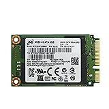 Micron正規品 mSATA SSD 6Gb/s 256GB 長寿命MLC NANDフラッシュを採用 512MBキャッシュ搭載
