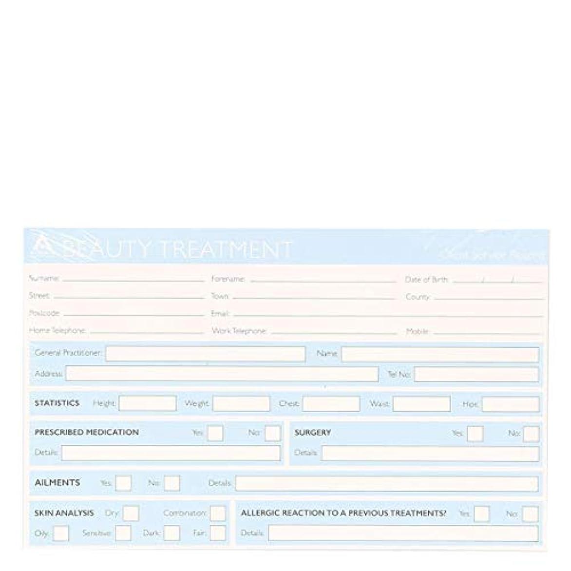 たるみ大臣ベルト記録カード Record Cards- BEAUTY TREATMENT[海外直送品] [並行輸入品]