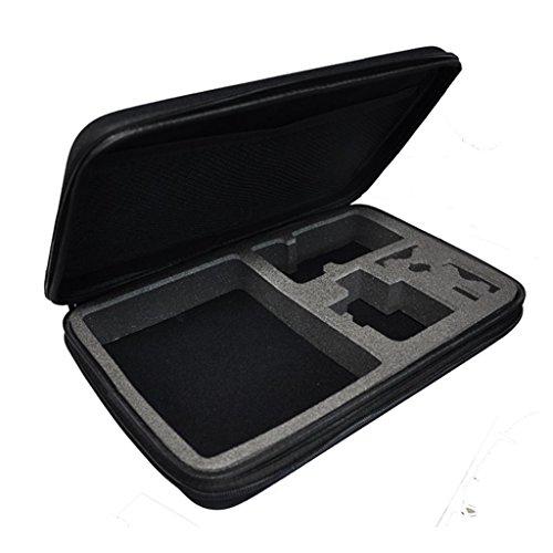【ノーブランド品】収納バッグ 耐久性 カメラ 保護 GoPr...