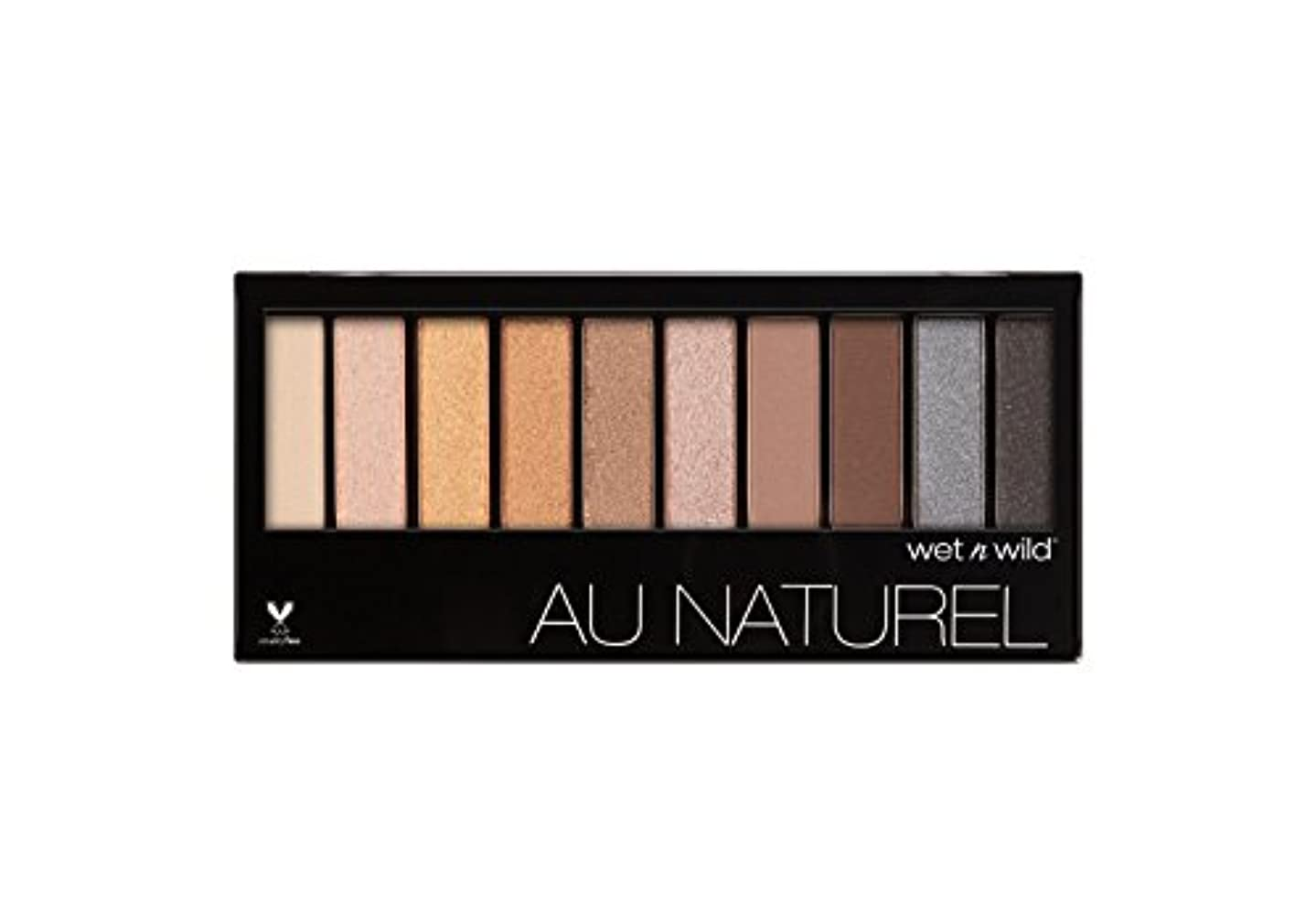 かわすそれツールWET N WILD Au Natural Palette - Bare Necessities (並行輸入品)