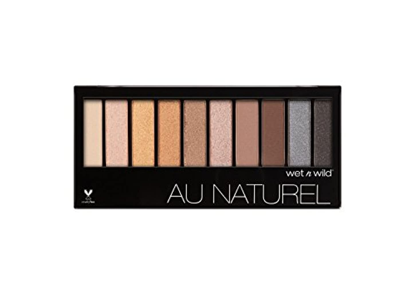 WET N WILD Au Natural Palette - Bare Necessities (並行輸入品)