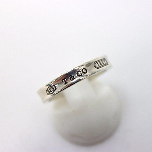 (ティファニー)TIFFANY&Co. ナローベーシックリング メンズ レディース リング・指輪 シルバー925/ レディース 中古