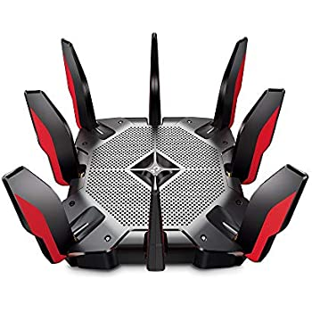 TP-Link WiFi 無線LAN ルーター WiFi6 11AX トライバンド 4804 + 4804 + 1148Mbps 3年保証 Archer AX11000 【 iPhone11 対応】